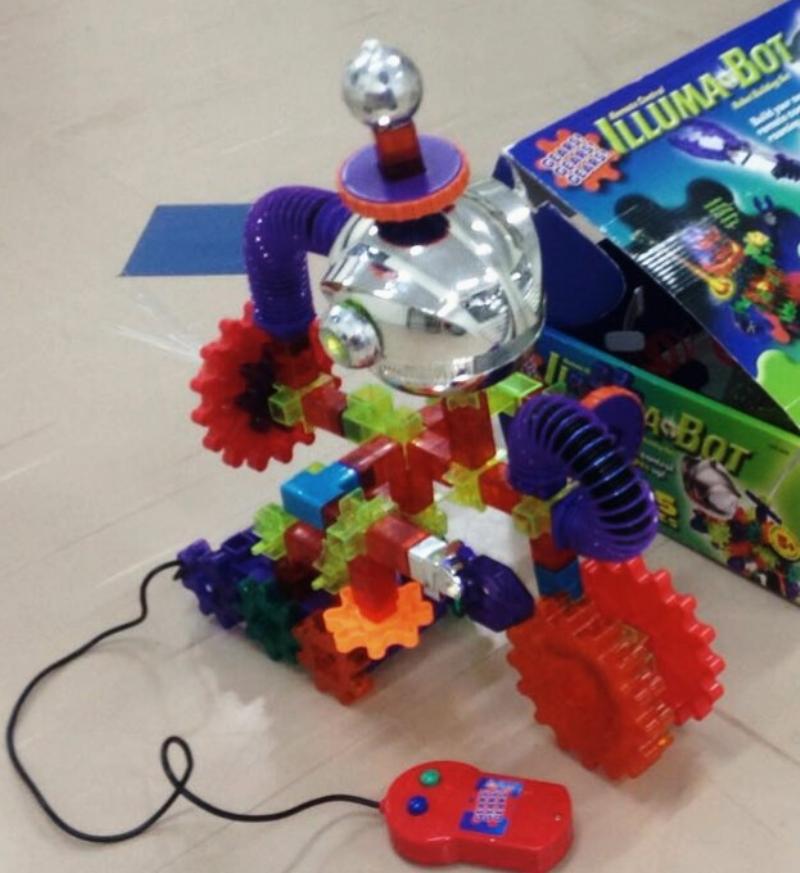 Apresentações final de ano Robota: projeto Cidade do Futuro